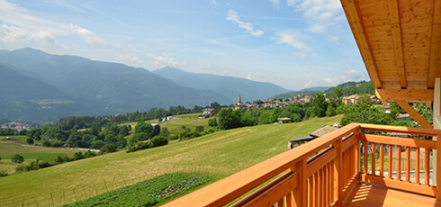 5 Private houses Bassa Val di Fiemme